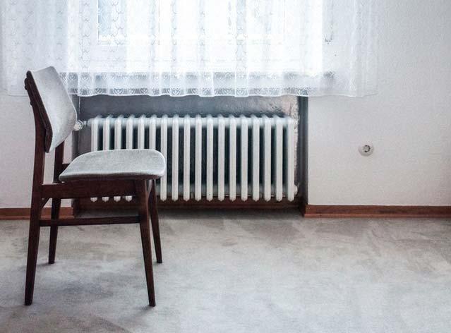 Elegir radiadores para el invierno